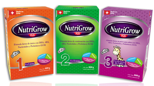 Drittmarke NutriGrow Plus